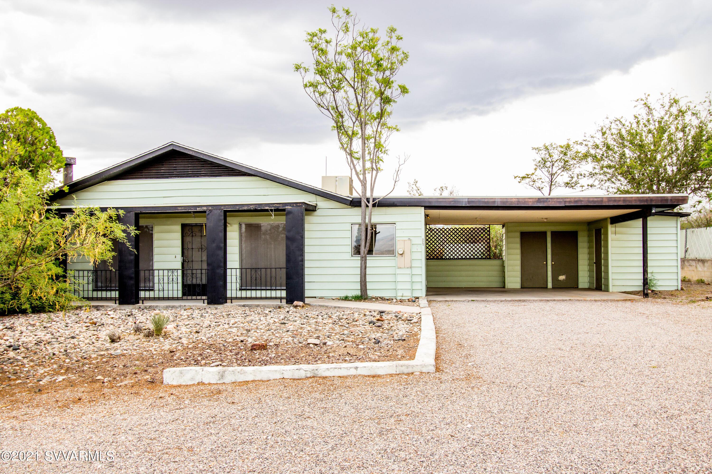 771 N Verde Heights Drive Cottonwood, AZ 86326