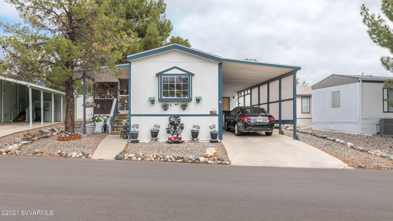 2050 Az-89a UNIT #46 Cottonwood, AZ 86326