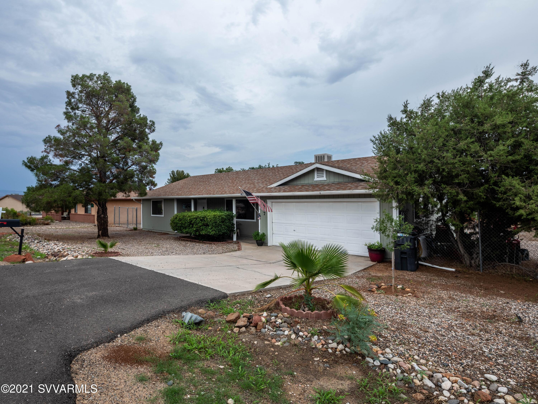 1517 Verde Drive Cottonwood, AZ 86326
