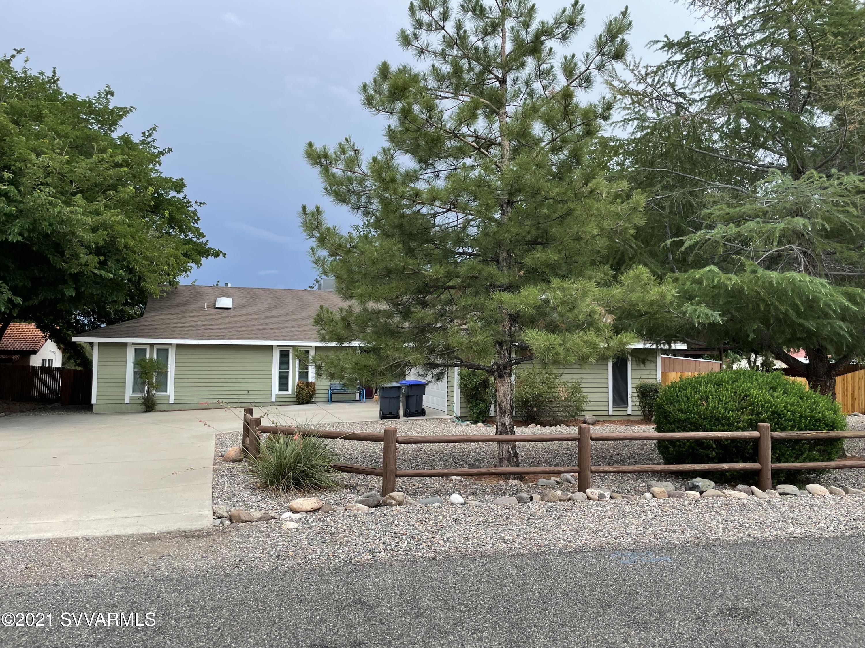 1277 S Tonapah Drive Cottonwood, AZ 86326