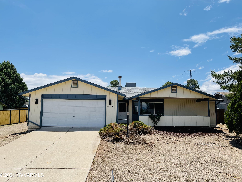 4575 E Vista Drive Cottonwood, AZ 86326
