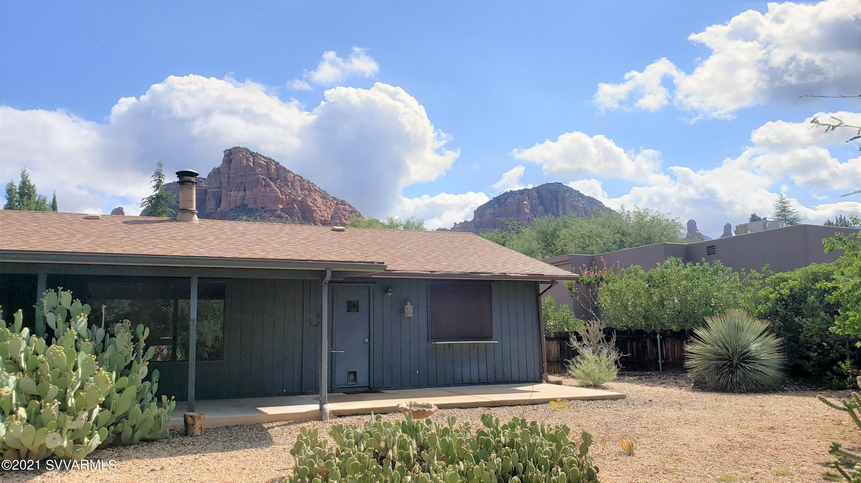 135 Badger Drive Sedona, AZ 86336
