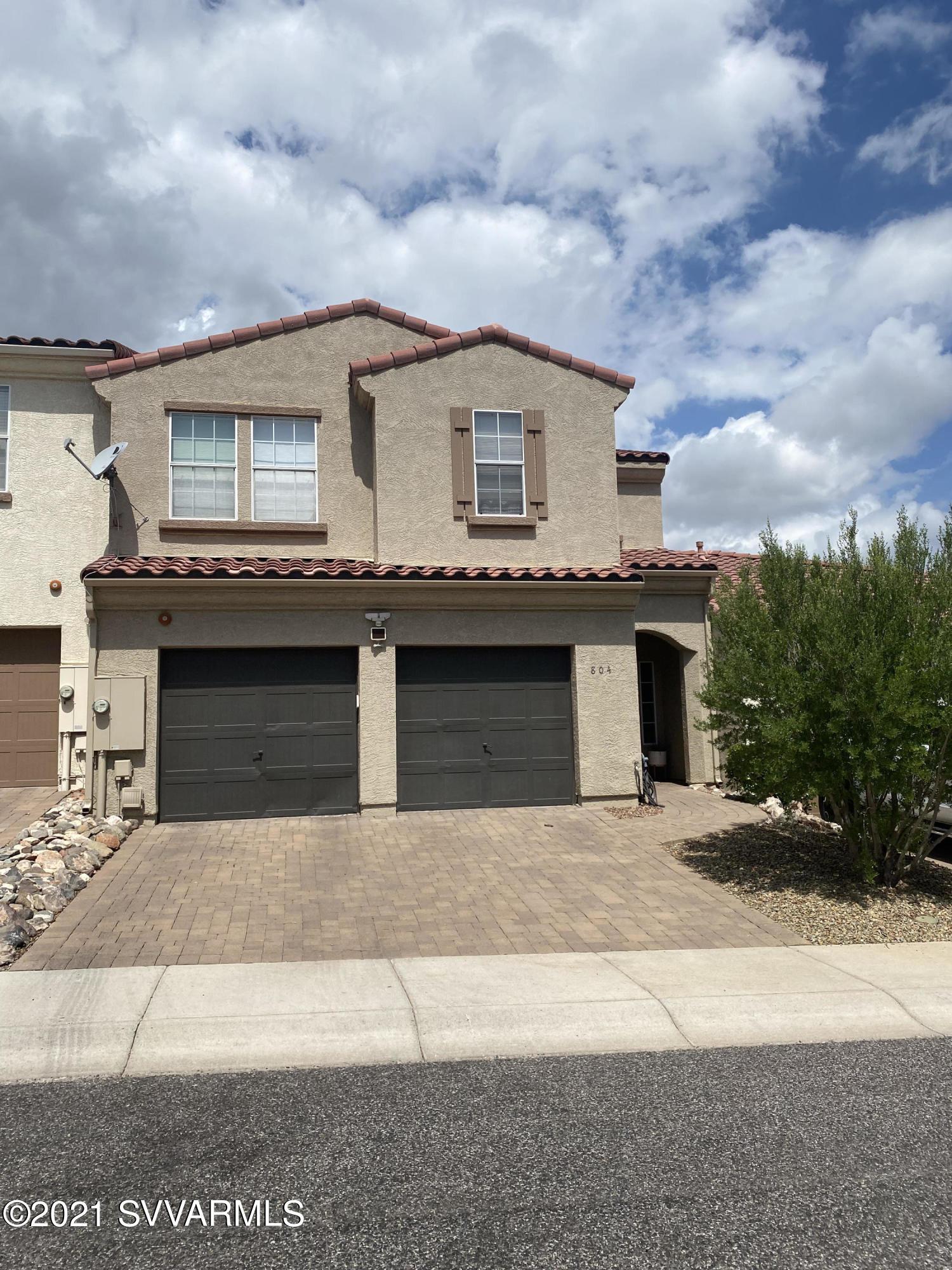 804 Alfonse Rd Clarkdale, AZ 86324