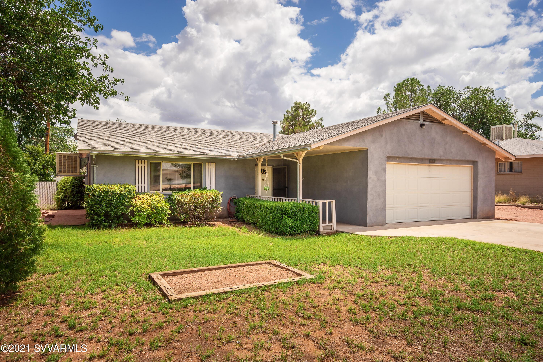 325 N Palo Verde St Cottonwood, AZ 86326
