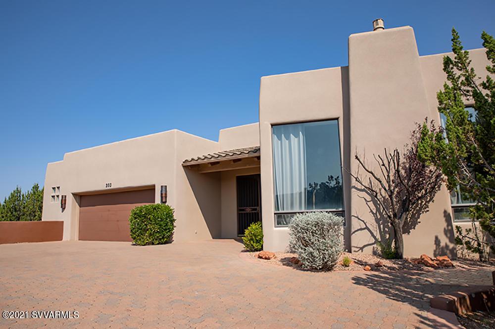 303 Calle Linda Sedona, AZ 86336