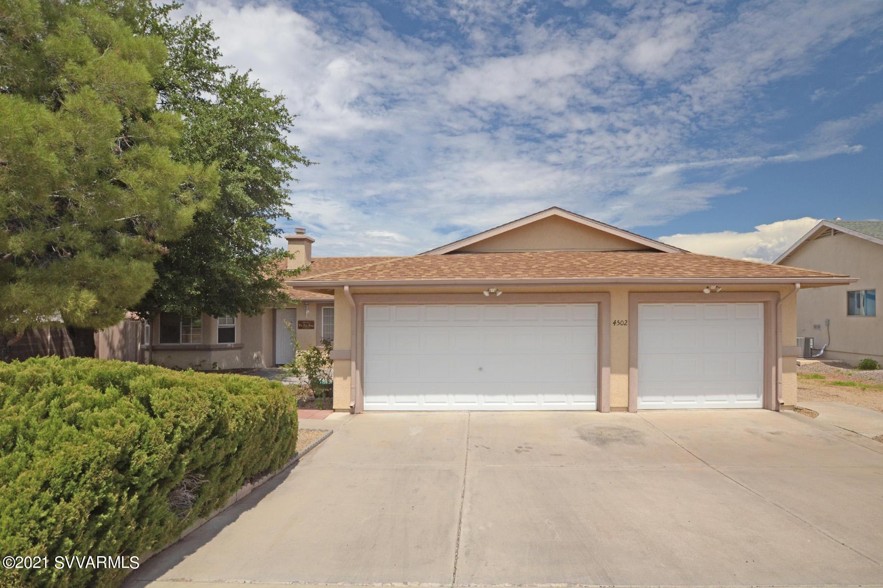4502 Oxbow Tr Cottonwood, AZ 86326