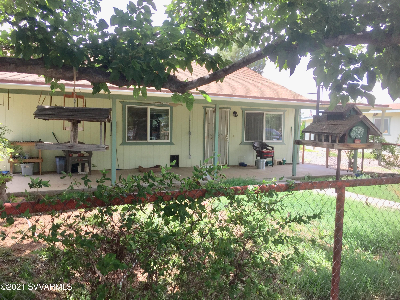 52 E Stolen Blvd Camp Verde, AZ 86322