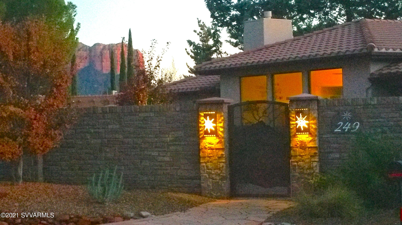 249 Meadow Lark Drive Sedona, AZ 86336