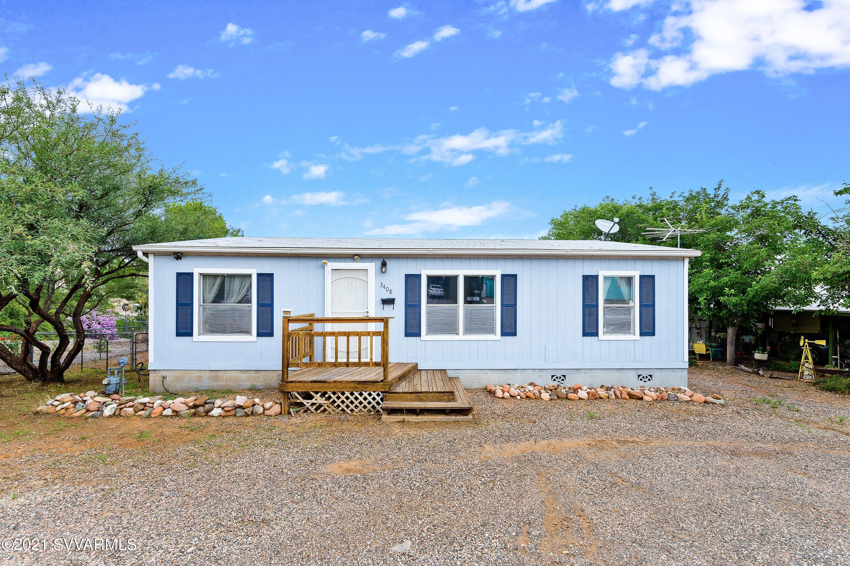 3408 E Colorado Drive Cottonwood, AZ 86326