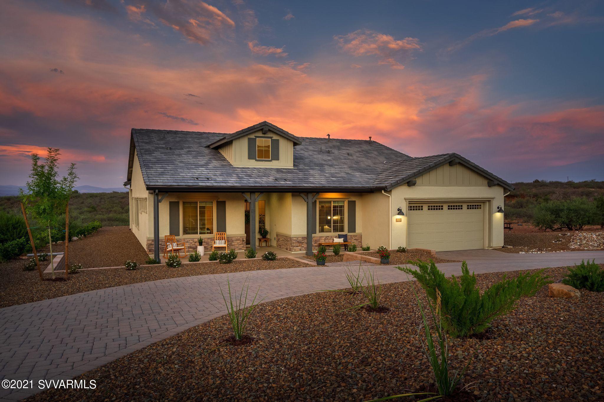 3035 S Quail Canyon Rd Cottonwood, AZ 86326