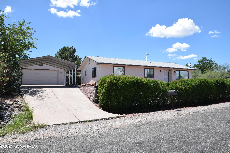 1270 S Settlers Circle Cottonwood, AZ 86326