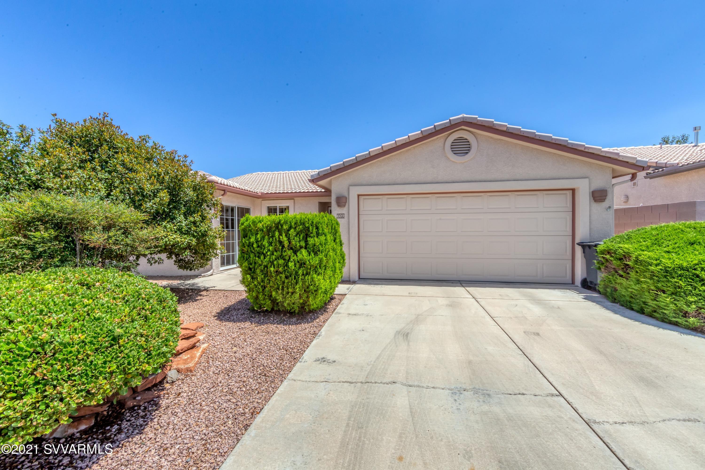 609 Silver Springs Circle Cottonwood, AZ 86326