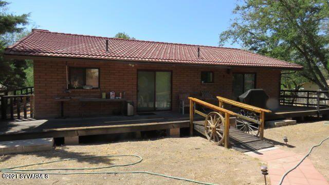 4240 E Waldron Rd Rimrock, AZ 86335