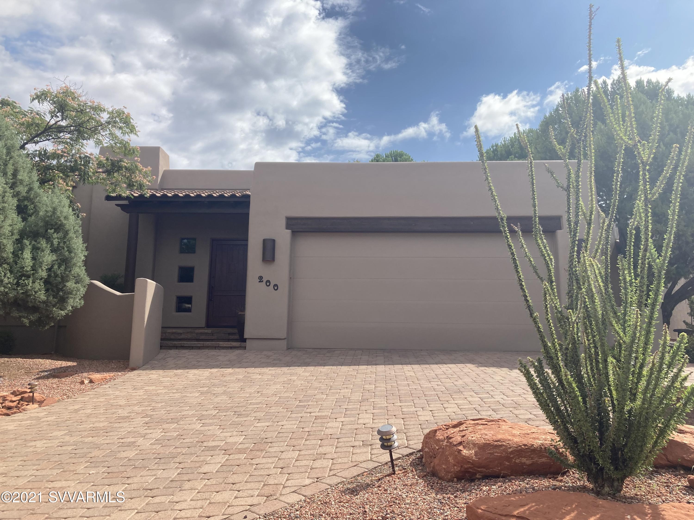 200 Suncliffe Drive Sedona, AZ 86351