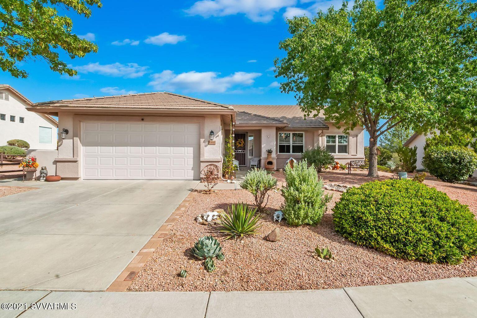 2160 W Desert Willow Drive Cottonwood, AZ 86326
