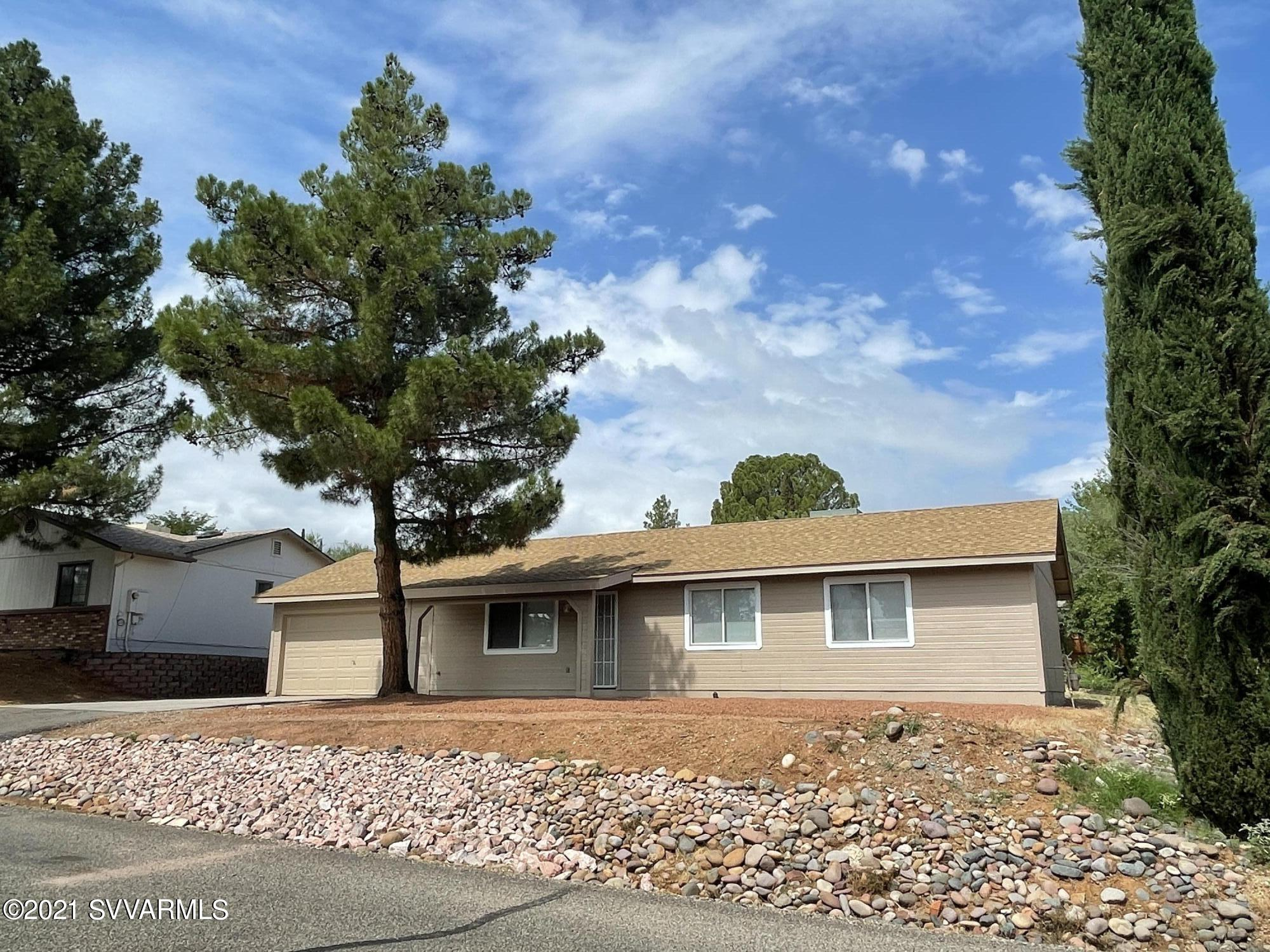 1982 S Puma Circle Cottonwood, AZ 86326