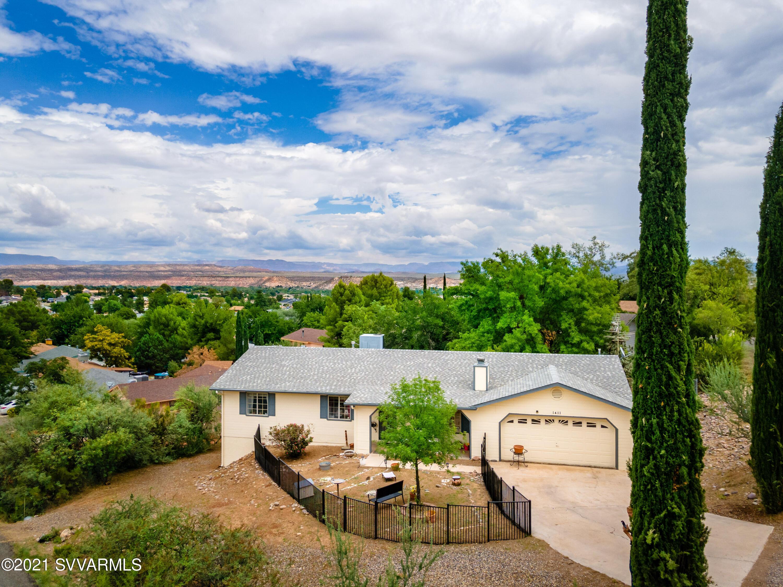 1411 S Wild Burro Drive Cottonwood, AZ 86326