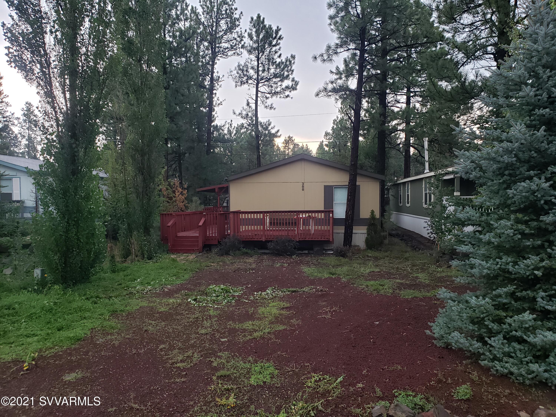 300 E Oak Drive Munds Park, AZ 86017