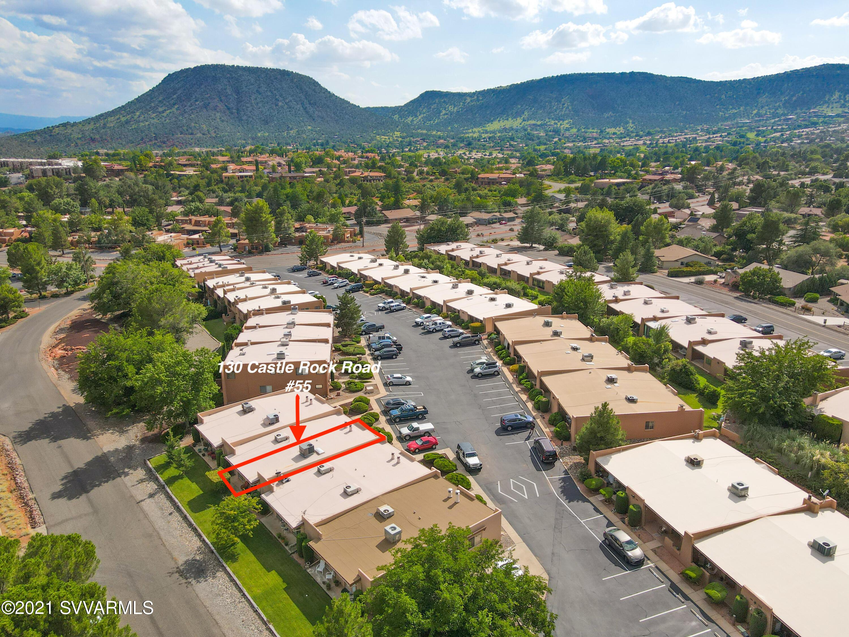 130 Castle Rock Rd UNIT #55 Sedona, AZ 86351
