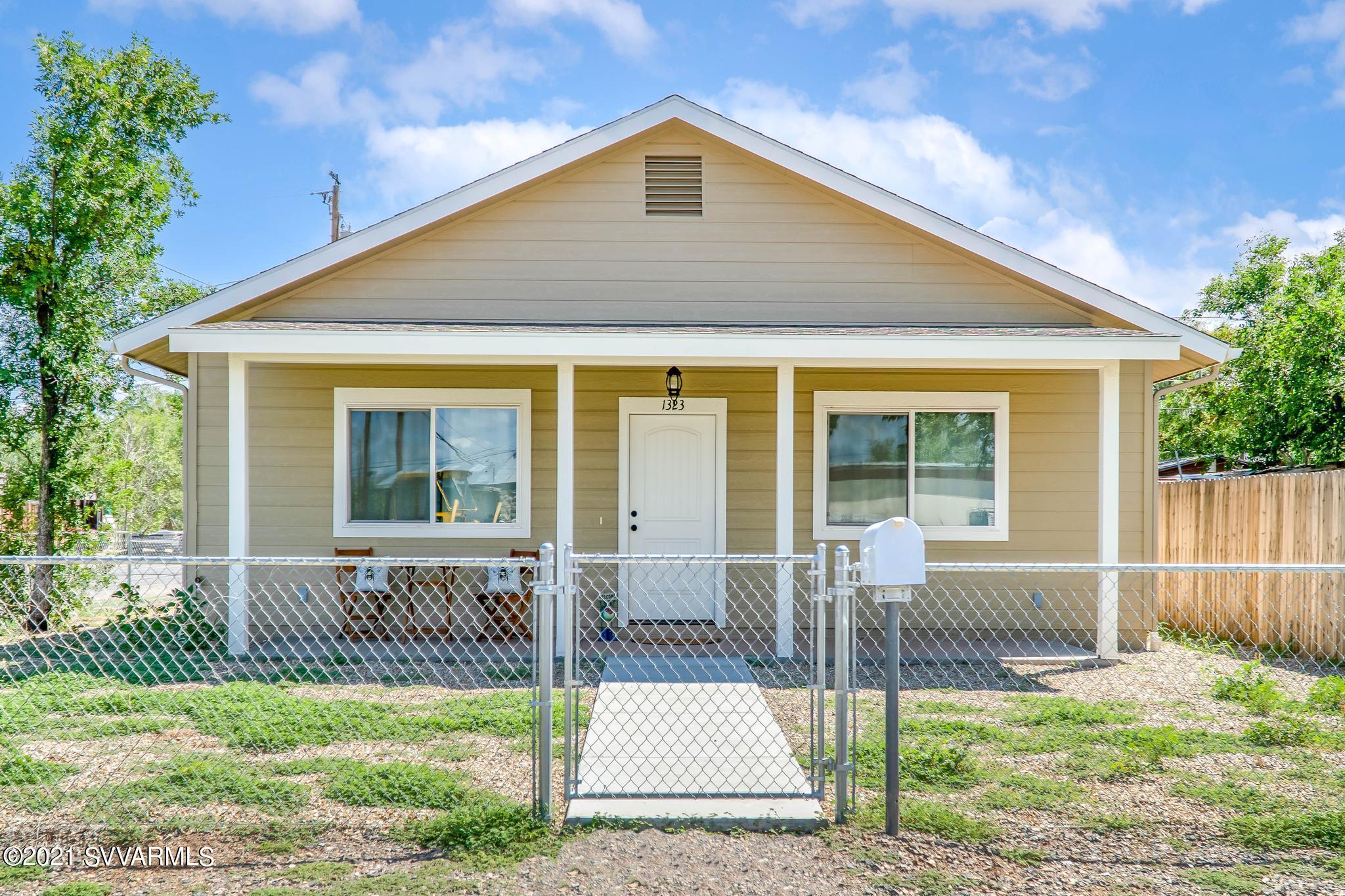 1323 E Graham St Cottonwood, AZ 86326