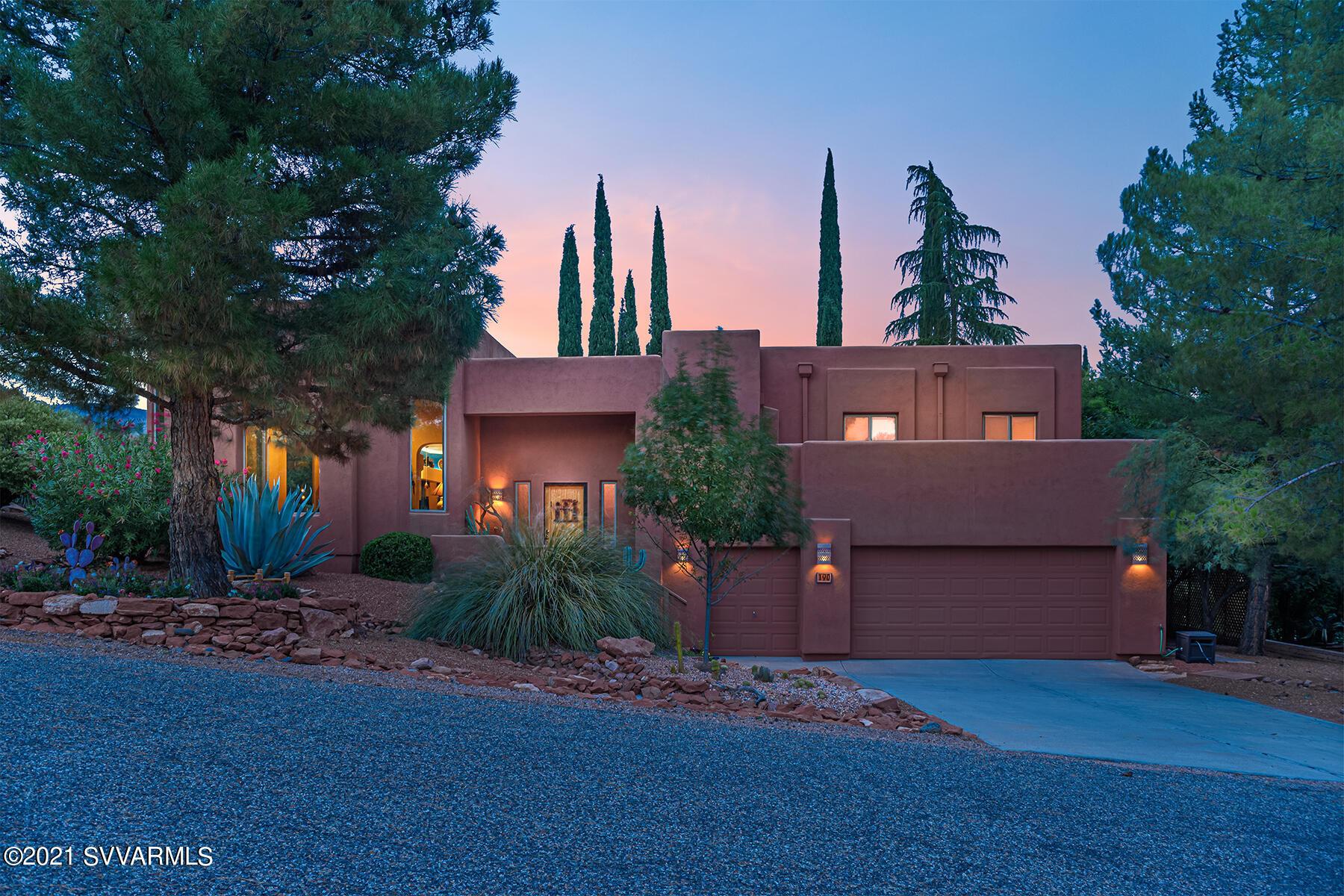190 Courthouse Butte Rd Sedona, AZ 86351