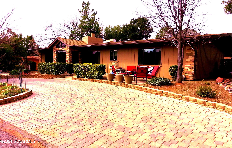 55 Thunderbird Drive Sedona, AZ 86336