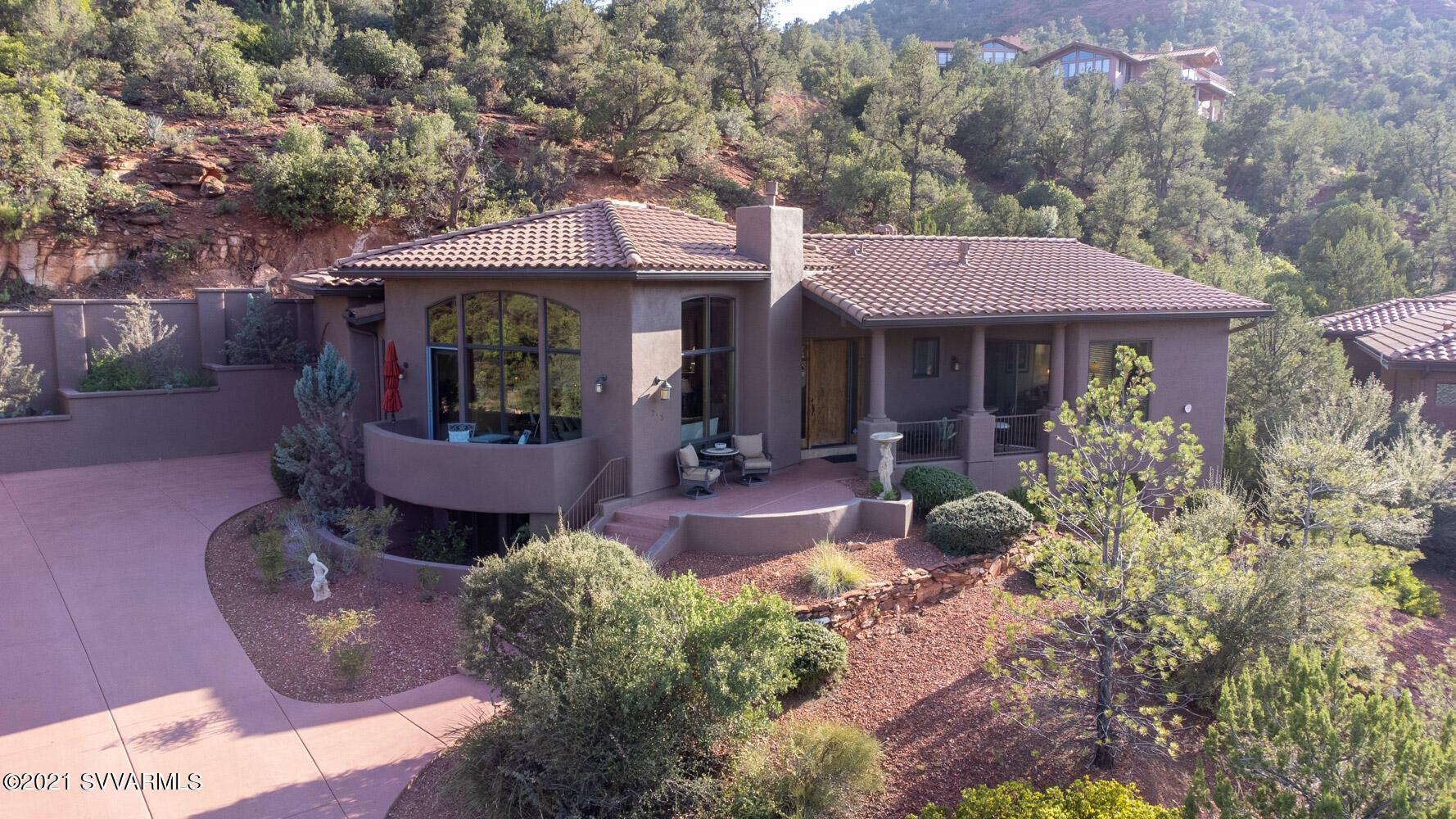 293 Les Springs Drive Sedona, AZ 86336