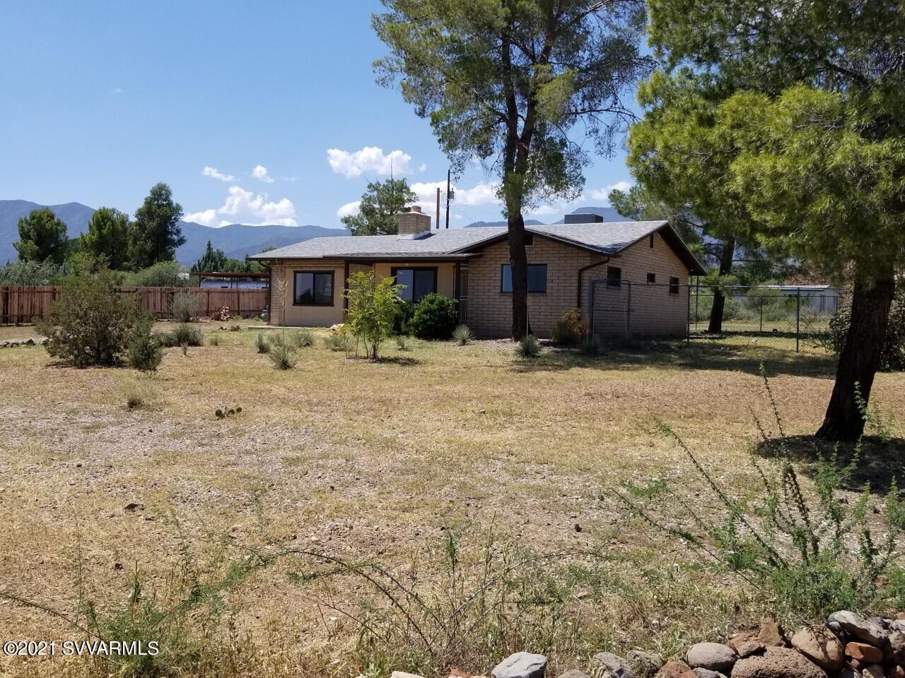 1680 Camino Real Cottonwood, AZ 86326