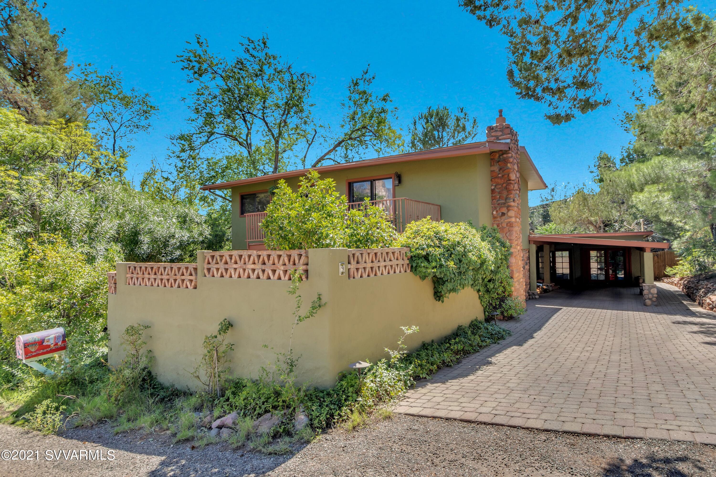 9 Roadrunner Lane Sedona, AZ 86336