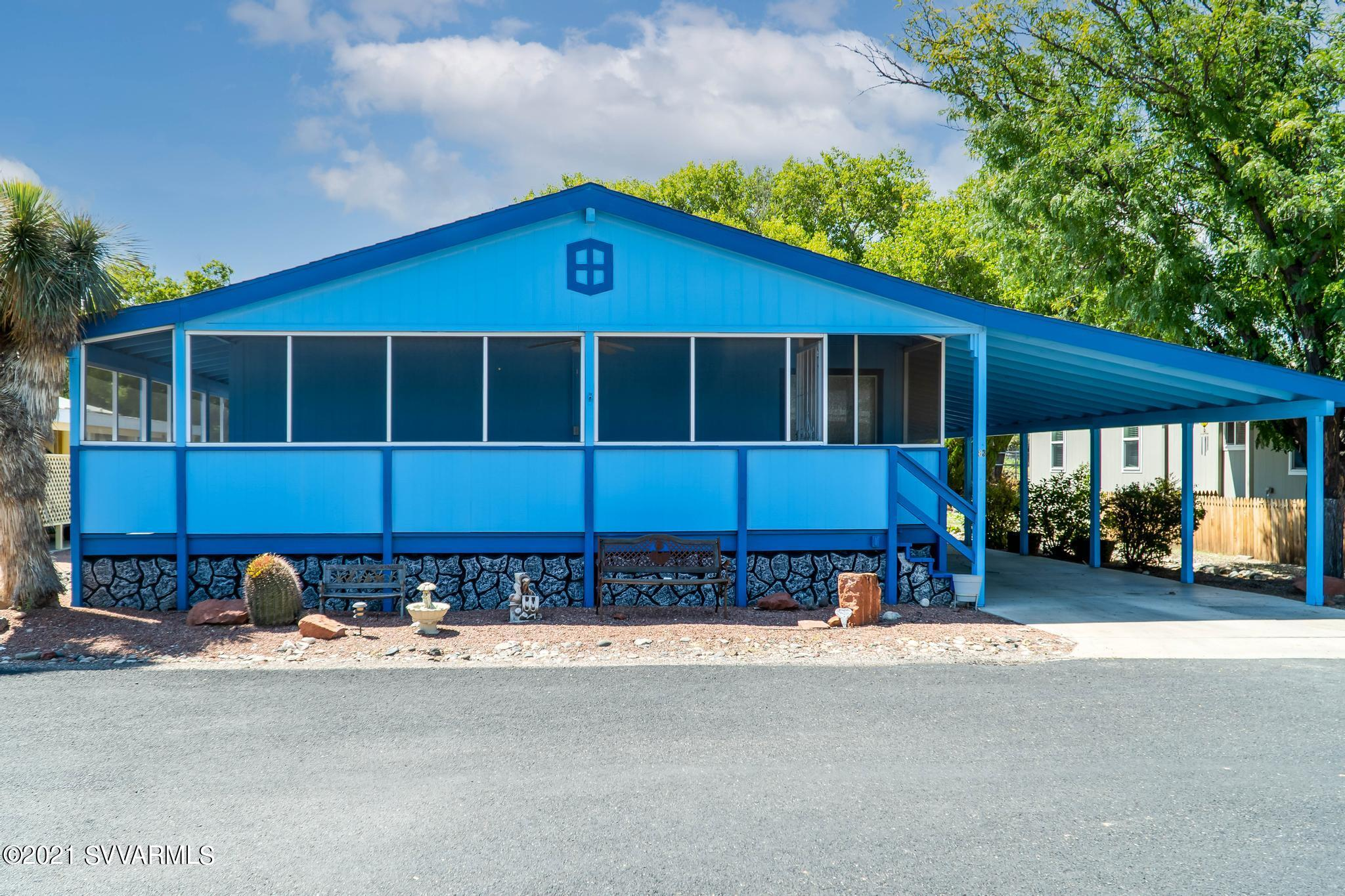 1487 W Horseshoe Bend UNIT #83 Camp Verde, AZ 86322