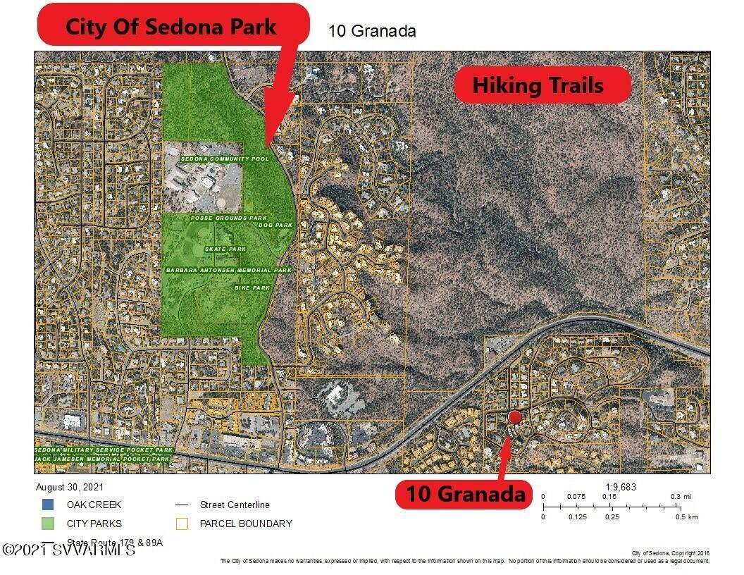 10 Granada Rd Sedona, AZ 86336