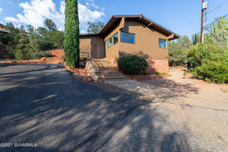 242 Redstone Drive Sedona, AZ 86336