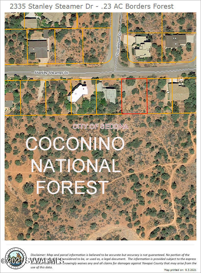 2335 Stanley Steamer Drive Sedona, AZ 86336