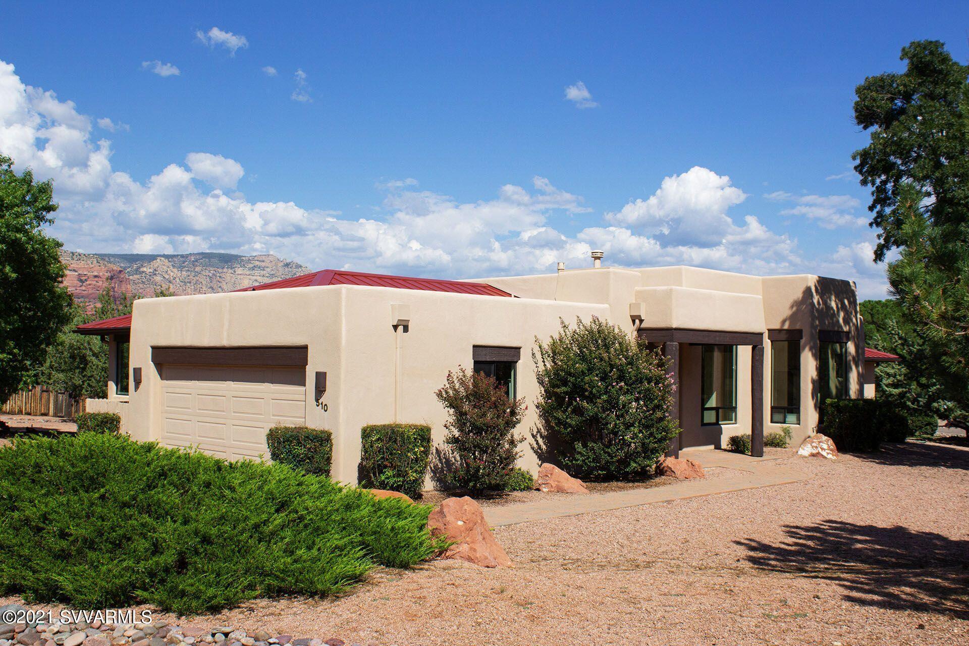 510 Deer Pass Drive Sedona, AZ 86351