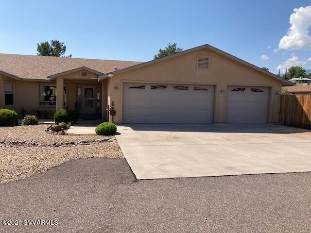 1235 S Hammer Circle Cottonwood, AZ 86326