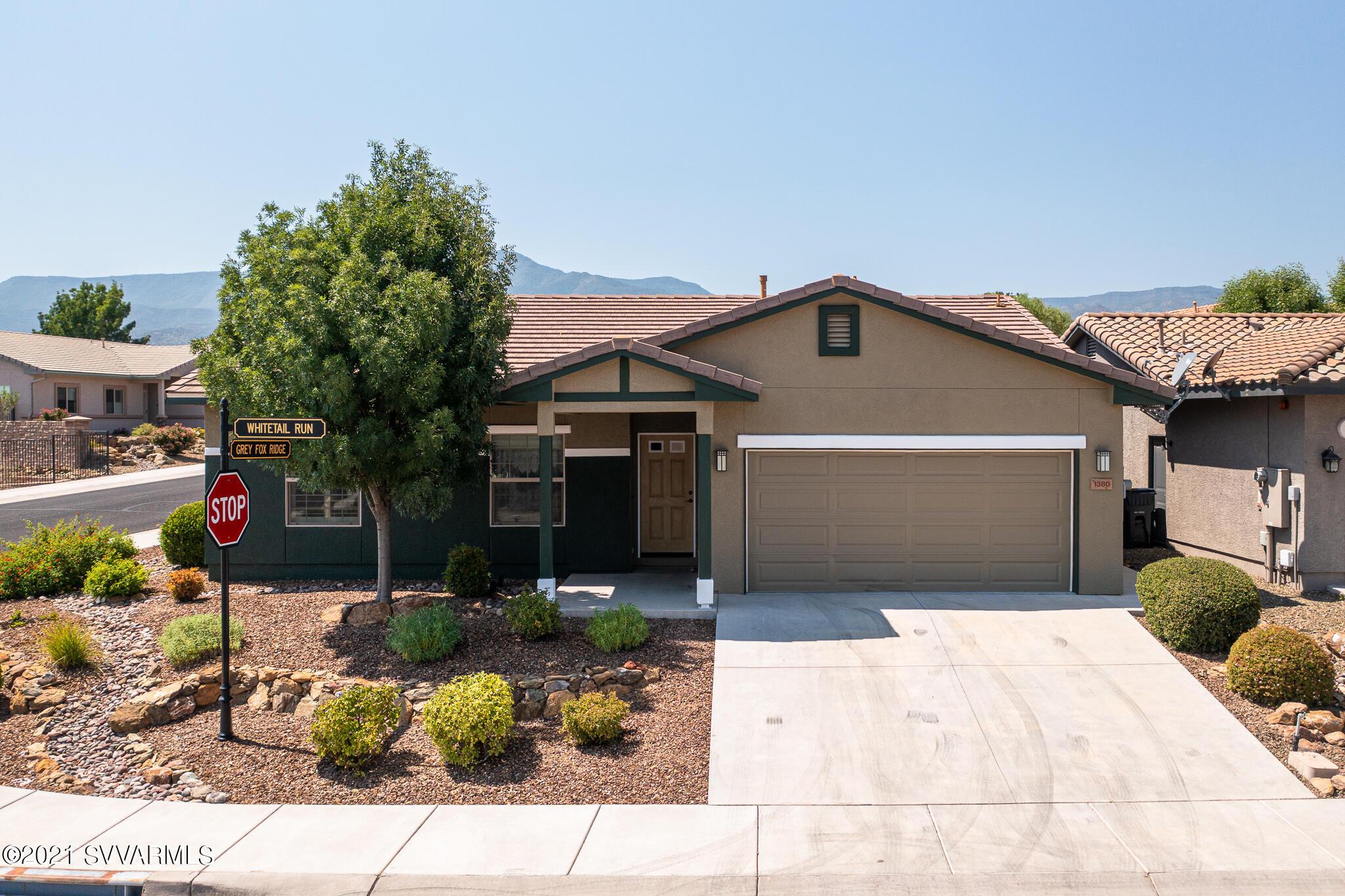 1380 Whitetail Cottonwood, AZ 86326