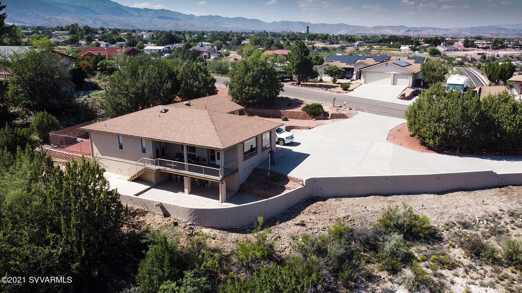 1603 S Carpenter Lane Cottonwood, AZ 86326