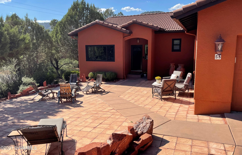55 Cactus Drive Sedona, AZ 86336
