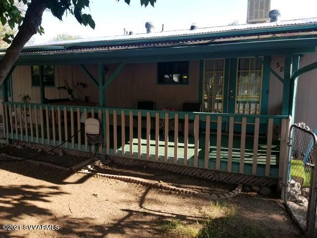 3885 E Tumbleweed Drive Camp Verde, AZ 86322