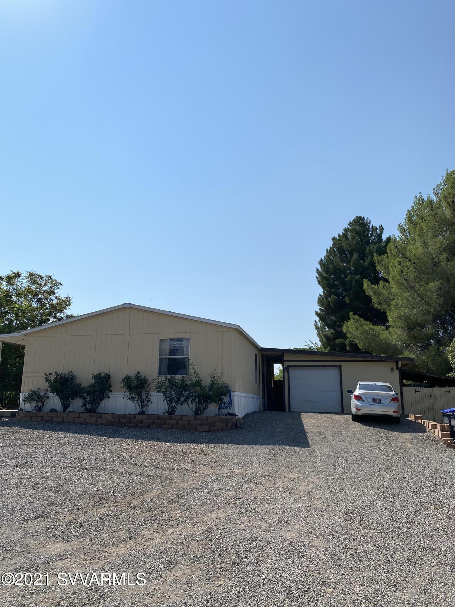 3443 E Coyote Circle Cottonwood, AZ 86326