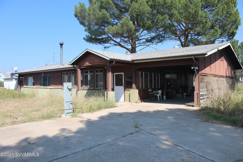 2480 S Glenrose Drive Camp Verde, AZ 86322