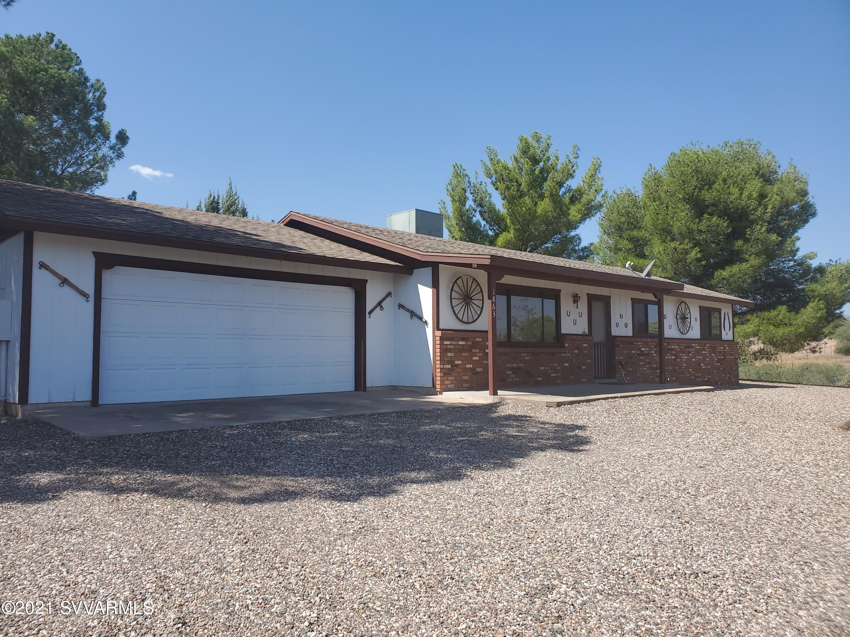 1863 E Burro Circle Cottonwood, AZ 86326