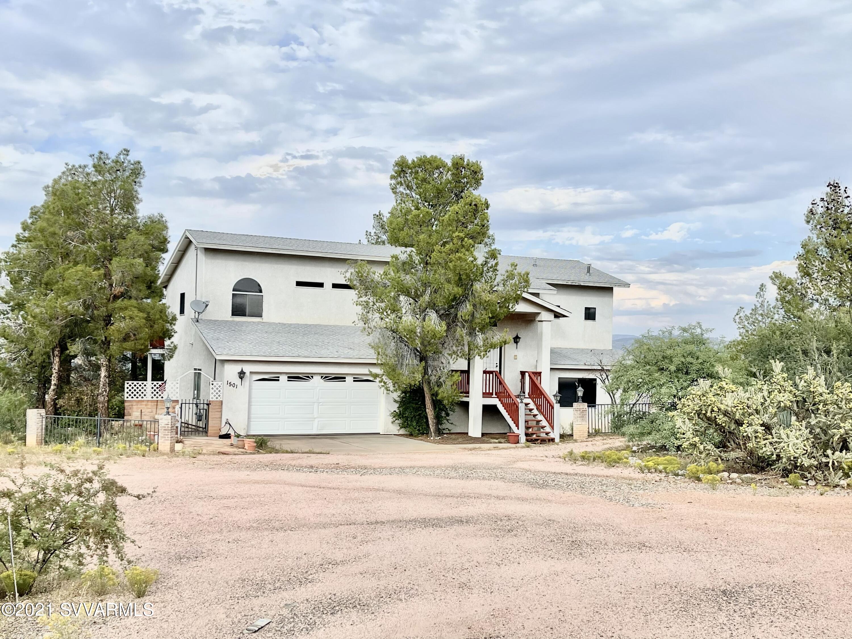 1501 S Mountain View Drive Cottonwood, AZ 86326