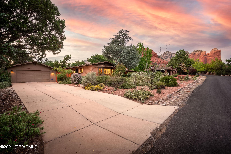 95 Copper Canyon Drive Sedona, AZ 86336