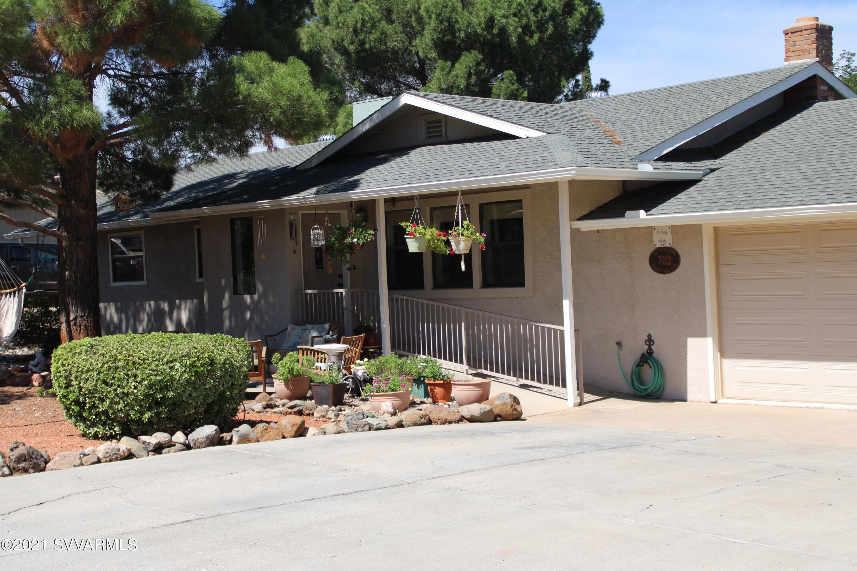 702 Desert Park Lane Cottonwood, AZ 86326