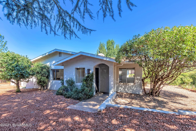 45 Rockridge Drive Sedona, AZ 86336