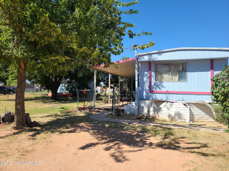 4140 E Garden Lane Cottonwood, AZ 86326
