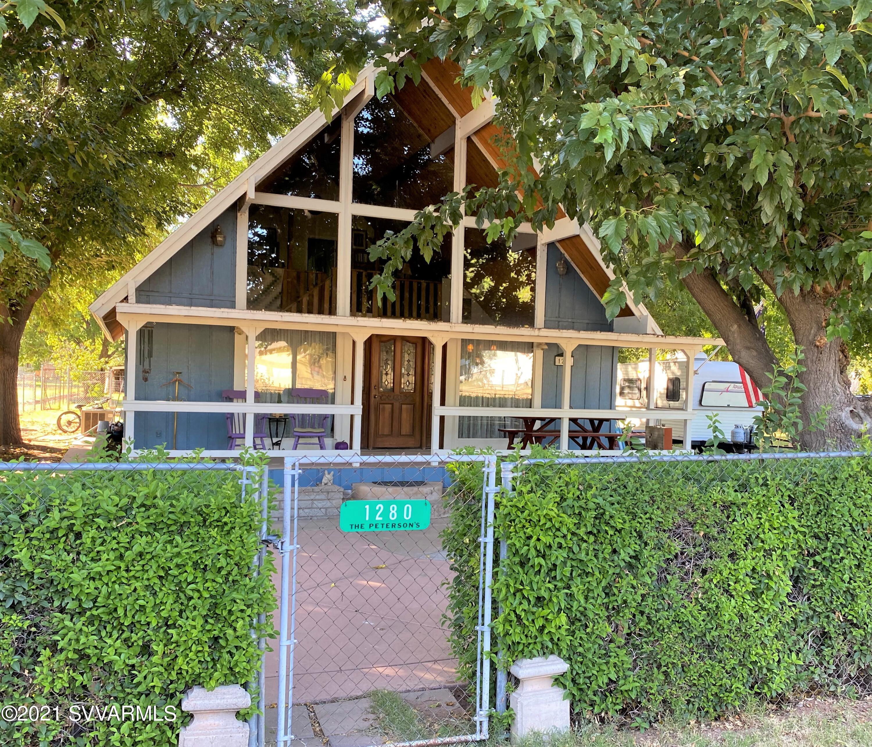 1280 N Rounders Rd Camp Verde, AZ 86322