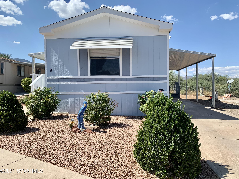 325 Az-89a UNIT #9 Cottonwood, AZ 86326