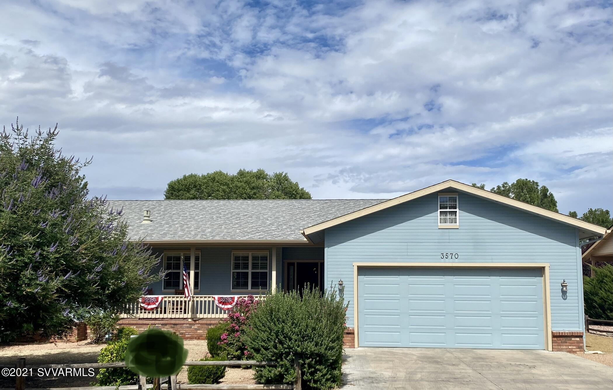 3570 E Montezuma Ave Rimrock, AZ 86335